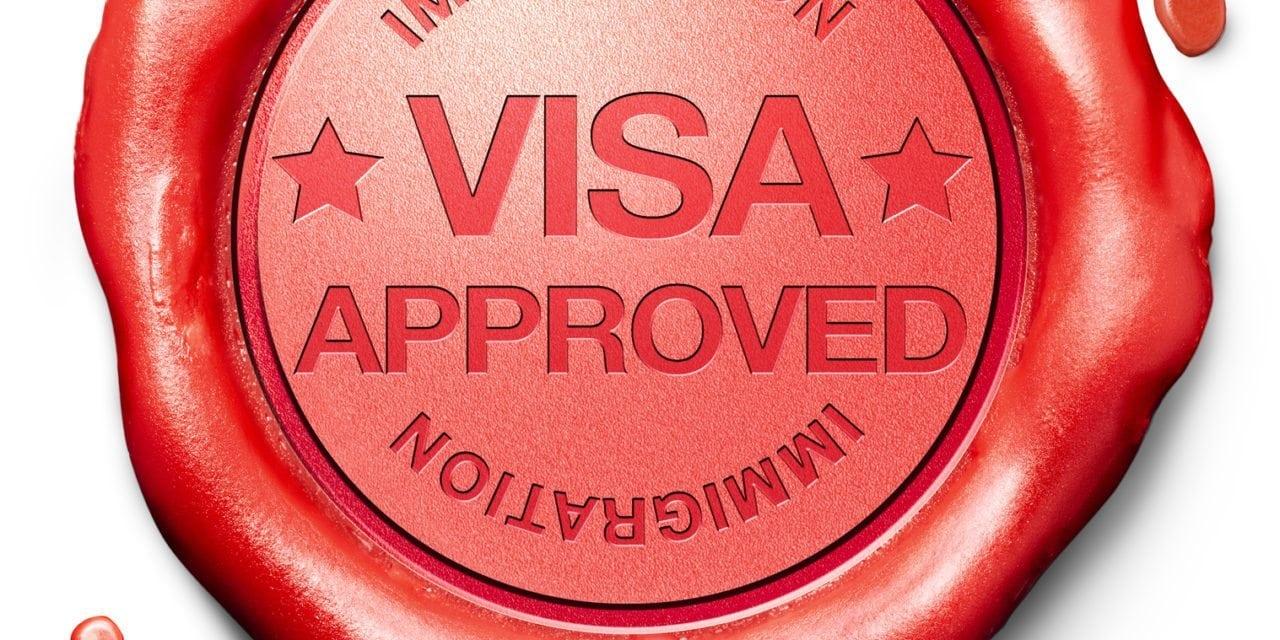 Visa E-2 aprobada en el Consulado de los Estados Unidos en Caracas, Venezuela para un supermercado.