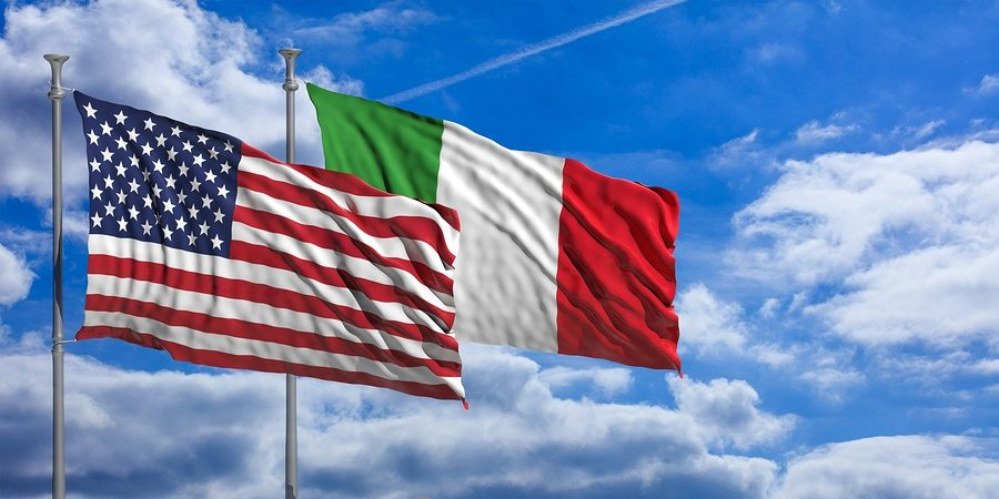 Italian E2 Visa for USA