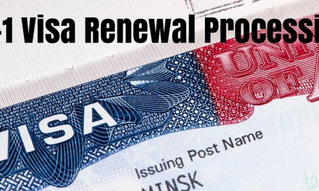Tiempo de proceso de la extensión de visa L-1: ¿Cuánto lleva extender la visa L-1?